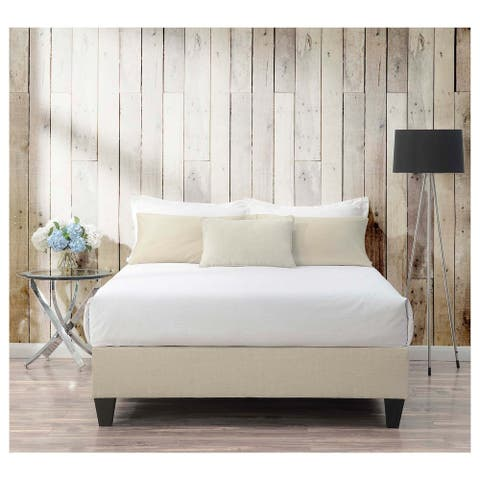 Abby Queen Platform Bed