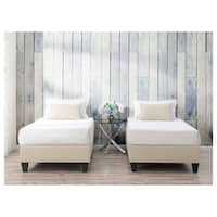 Abby Twin Platform Bed