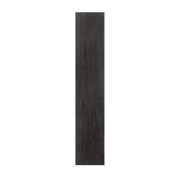 Shop Flex Flor Looselay Vinyl Plank 9inx48in Ebony 8