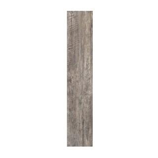Flex Flor Looselay Vinyl Plank 9inx48in Weathered Grey - 8 Planks/24 sq. ft.
