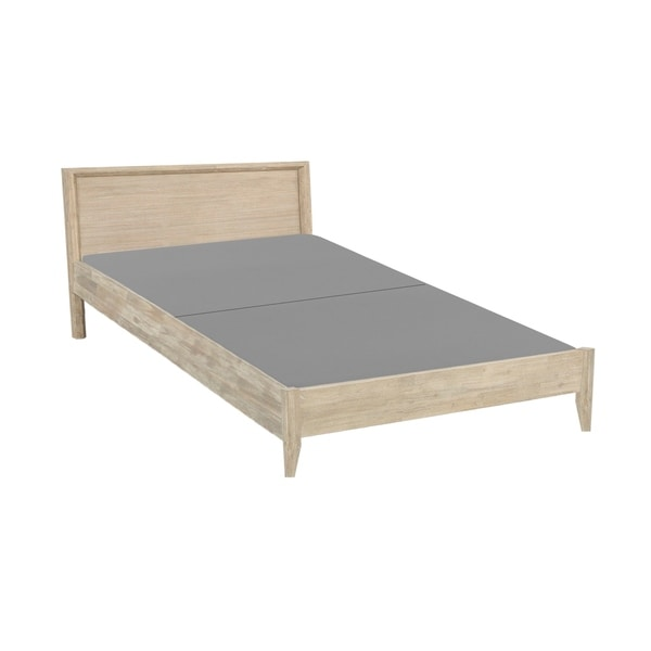 Continental Sleep, Fully Assembled Split Foundation Bunkie Board, Twin Size