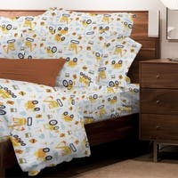 Trucks and moree sheet set