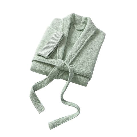 VCNY Home Ribbed Luxury Bath Robe