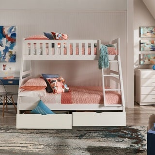 Buy Trundle Bed Triple Bunk Kids Toddler Beds Online At