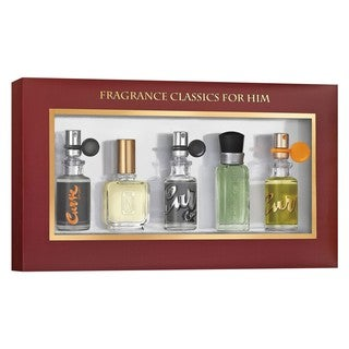 Elizabeth Arden Classic Men's Cologne 5-piece Travel Set