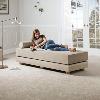 Jaxx Artemis Daybed Queen Size Convertible Sleeper (More options available)