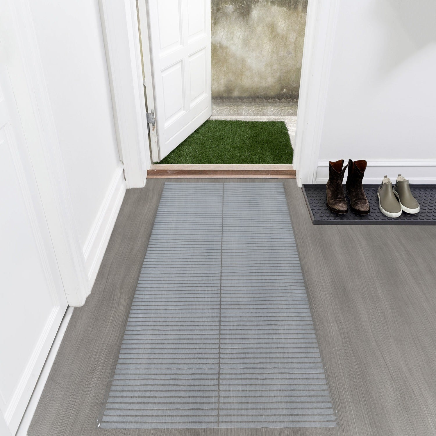 Runner Rug And Floor Protector Mat