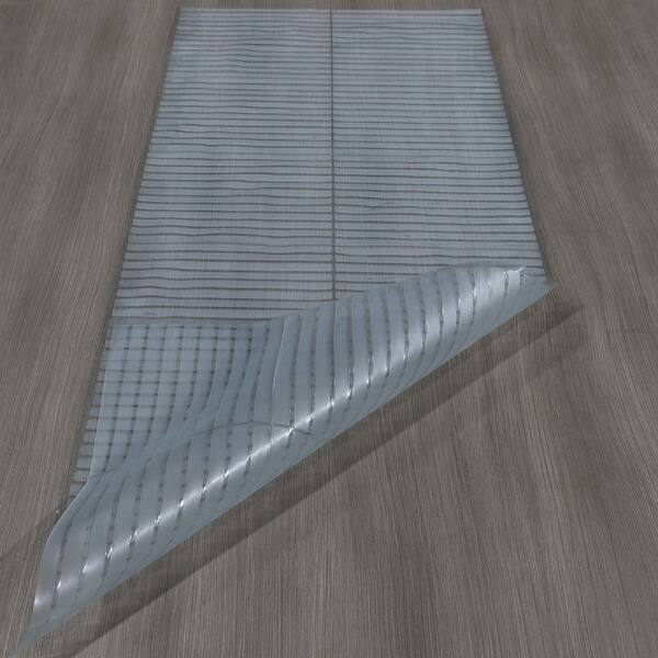 Shop Ottomanson Clear Plastic Runner Rug And Floor Protector Mat