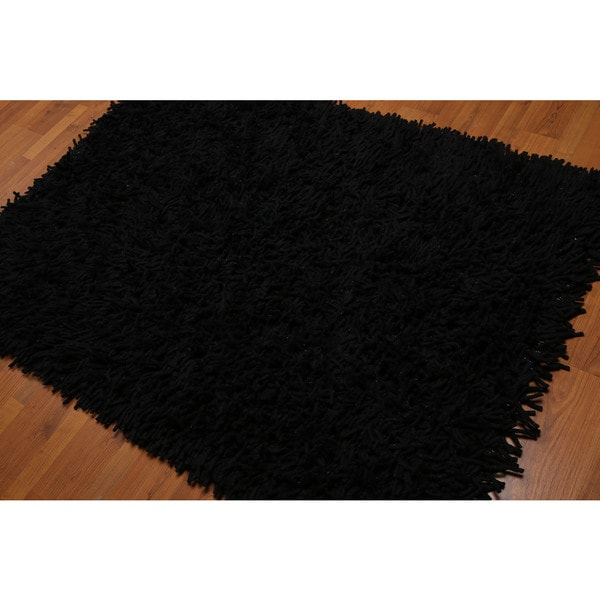 Shop Modern Contemporary Shag Area Rug Free Shipping Today