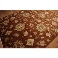 Ornamental Persian Oriental Area Rug - multi