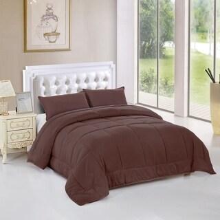 Verno Deluxe Down Alternative Comforter Set