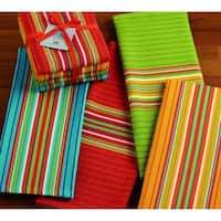 Cantina Stripes Dishtowels Set of 4