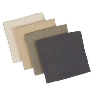 Neutral Flour Sack Towels Set of 4