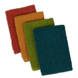 Rustic Bar Mop Dishtowel & Dishcloth Set of 8