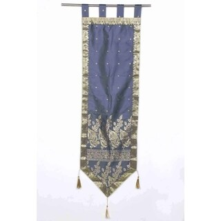 Gray - Handmade Wall hanging Wall decor Tapestry with Tassels