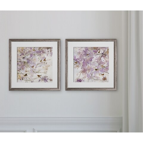 Lavender Spring -2 Piece Set