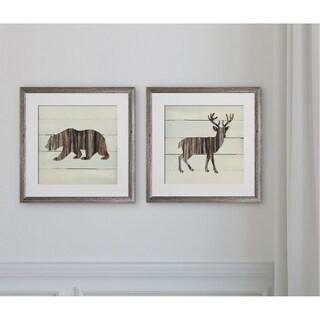 Woodland Bear -2 Piece Set