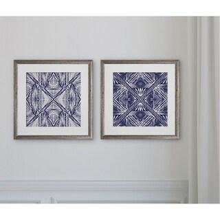 Inky Kaleidoscope -2 Piece Set