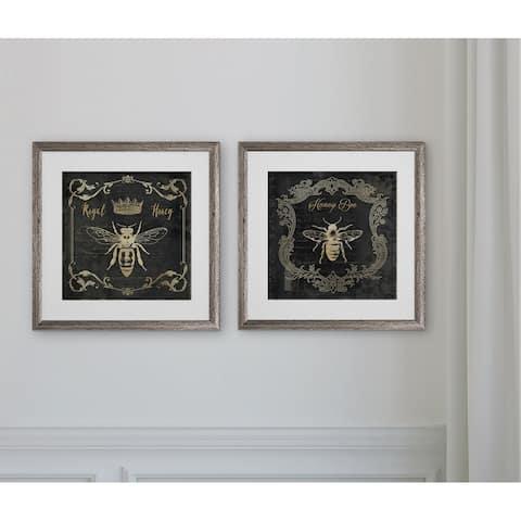 Royal Honey Bee I -2 Piece Set
