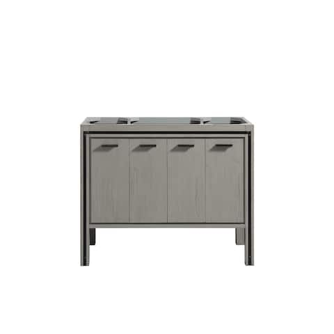 Avanity Dexter 43 in. Vanity Only in Rustic Gray Finish
