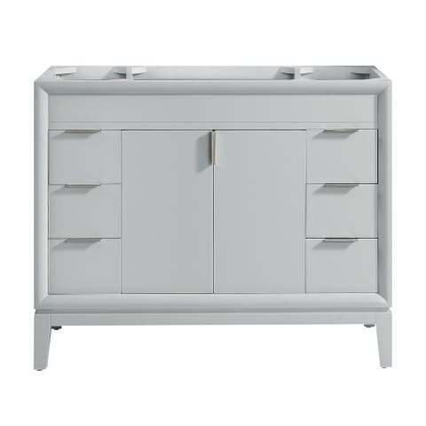 Avanity Emma 42 in. Single Vanity Only