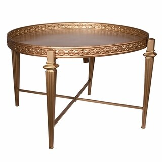 Subtle and Classic Cocktail Table