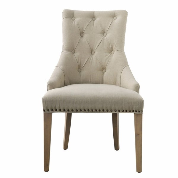 Vintage Inspired Accent Chair
