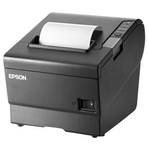 HP TM-T88V Direct Thermal Printer - Monochrome - Desktop - Receipt Print