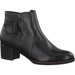 Women's Tamaris Akaria Ankle Boot Black Pain Combination