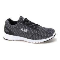 Women's Avia AVI-Kismet Running Shoe Black/Frost Grey/White