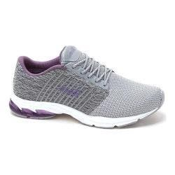 Women's Avia GFC Zeal Running Shoe Frost Grey/Cool Mist Grey/Twilight Purple|https://ak1.ostkcdn.com/images/products/196/63/P23653424.jpg?impolicy=medium