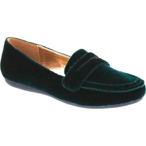 Alaska Blue And White Loafer Shoes