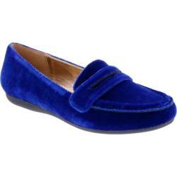 Women's Bellini Birdie Loafer Blue Velvet