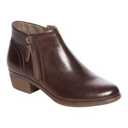 Women's Rockport Cobb Hill Oliana Bootie Stone Pull Up Leather (More options available)
