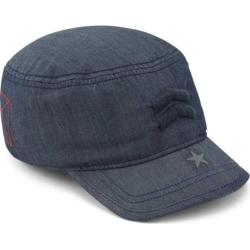 Men's A Kurtz Chambray Fritz Legion Cap Chambray