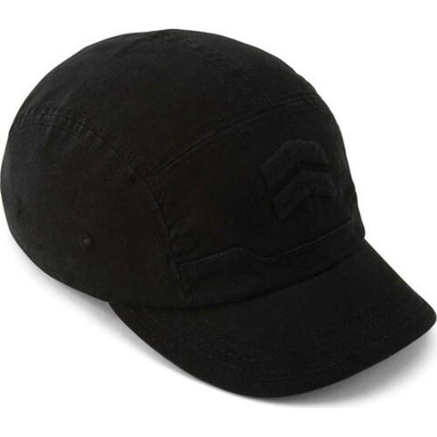Men's A Kurtz Chevrons Camp Baseball Cap Black