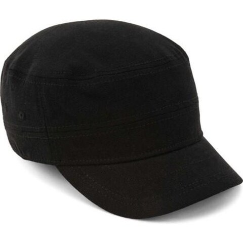 Men's A Kurtz Flex Military Legion Cap Black