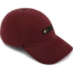 Men's A Kurtz Chino Corps Baseball Cap Steeled Crimson