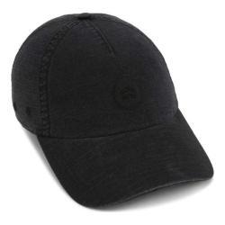 Men's A Kurtz Ripstop Baseball Cap Black