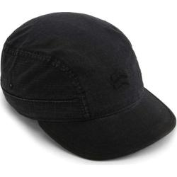 Men's A Kurtz Slope-Front Military Cap Black