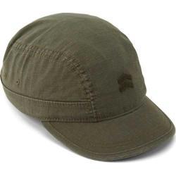 Men's A Kurtz Slope-Front Military Cap Olive Drab