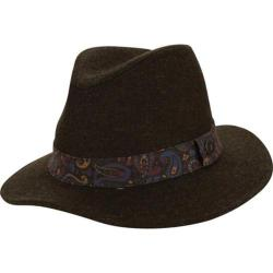 Men's Ben Sherman Core Wide Brim Trilby Black