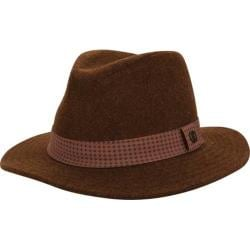 Men's Ben Sherman Core Wide Brim Trilby Brown