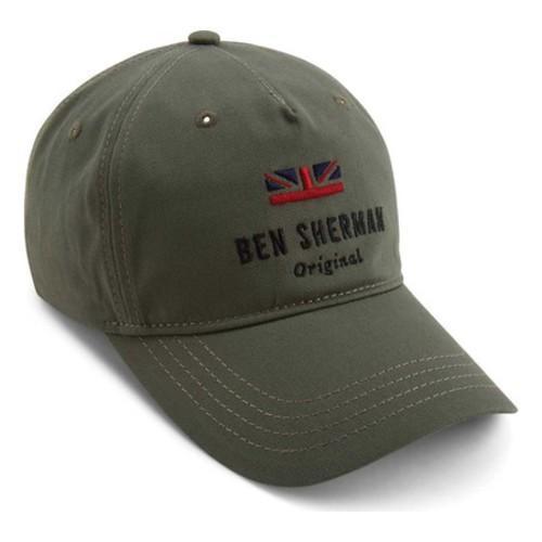 d7cfb50417400 Shop Men s Ben Sherman Original Baseball Cap Four Leaf Clover - Free  Shipping On Orders Over  45 - Overstock - 17494532