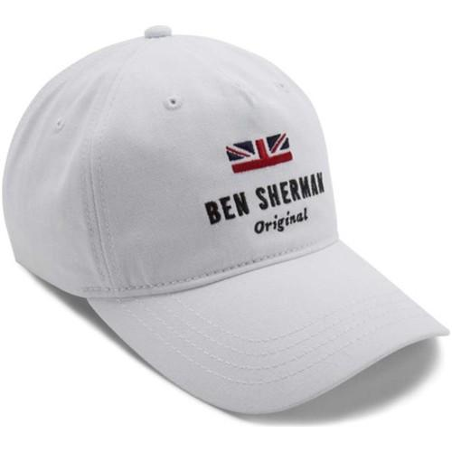 Shop Men s Ben Sherman Original Baseball Cap White - Free Shipping On  Orders Over  45 - Overstock - 17494536 87dad3a22ef