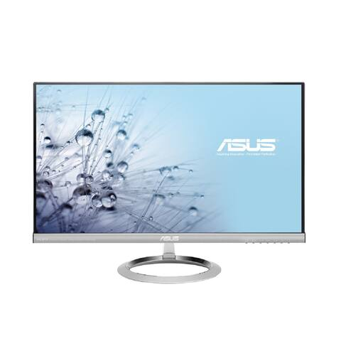 "Asus MX259H 25"" Full HD LED LCD Monitor - 16:9 - Silver Black"