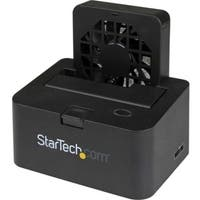 StarTech.com External docking station for 2.5in or 3.5in SATA III har