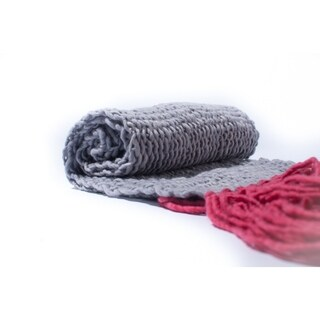Handmade merino wool scarf (Lesotho)
