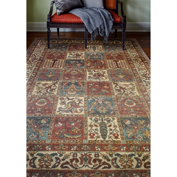 Nita Traditional Machine Made Area Rug. Opens flyout.
