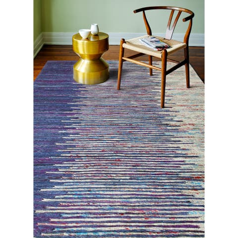 Tenley Contemporary Hand Woven Area Rug